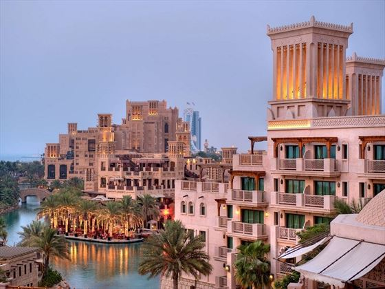 Jumeirah Al Qasr, Madinat Jumeirah exterior