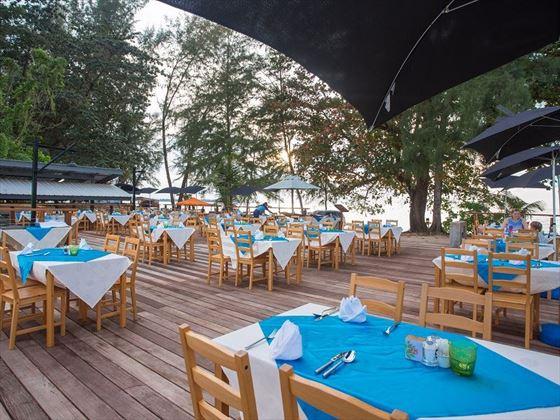 Mai Khao Lak Beach Resort & Spa The Beach Seafood