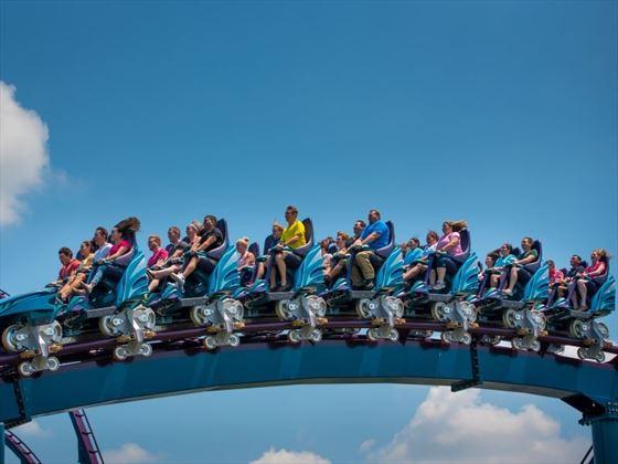 Mako - New ride at SeaWorld Orlando