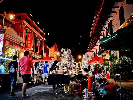 Malacca Jonker Street, Malaysia