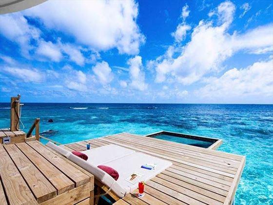 Centara Grand Island Ocean Water Villa
