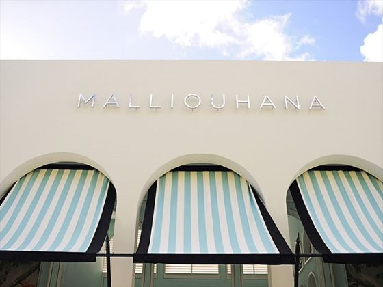 Malliouhana entrance
