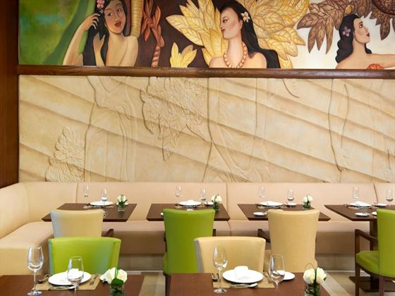 Manava restaurant at Sofitel The Palm Apartments