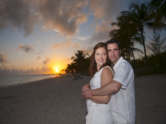 Marathon beach weddings