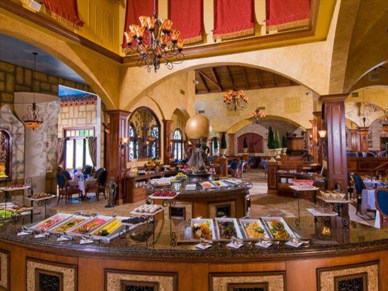 Mario's restaurant at Beaches Turks and Caicos