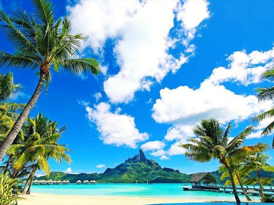 Matira Beach, Tahiti