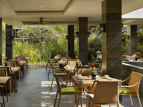 El Patio Restaurant at Melia Bali