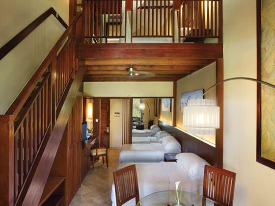 Melia Bali Family Room