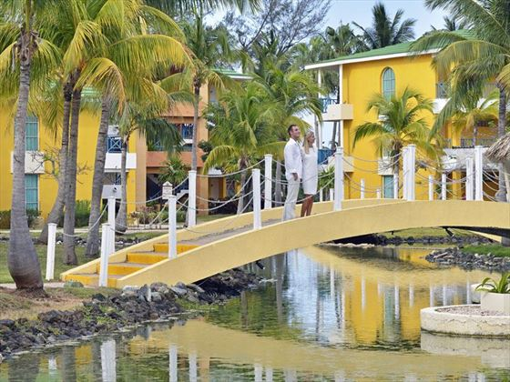 Melia Las Antillas exteriors