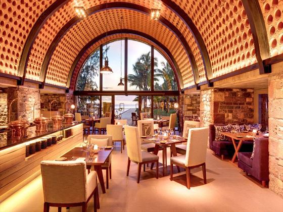 Mercado Restaurant at Outrigger Mauritius Resort
