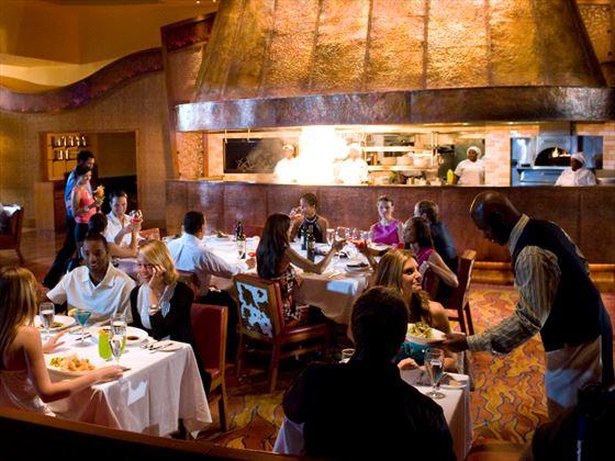 Mesa Grill restaurant at Atlantis The Reefs