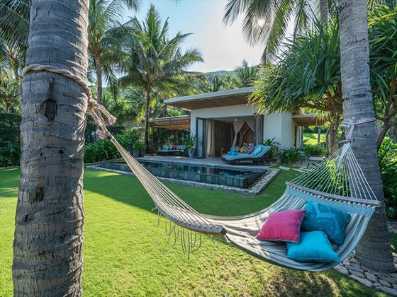 Beachfront Villas at Mia Resort, Nha Trang