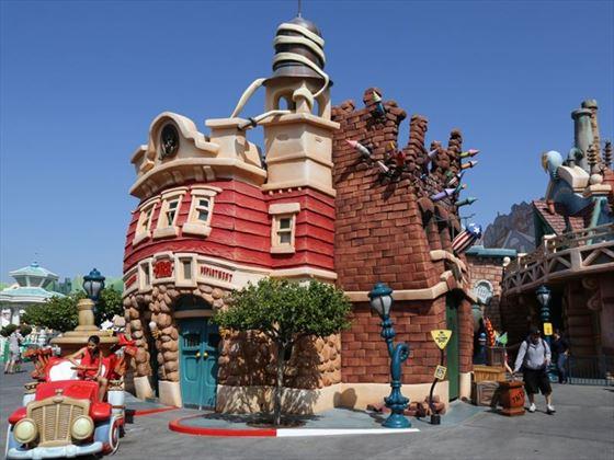 Mickey's Toonland