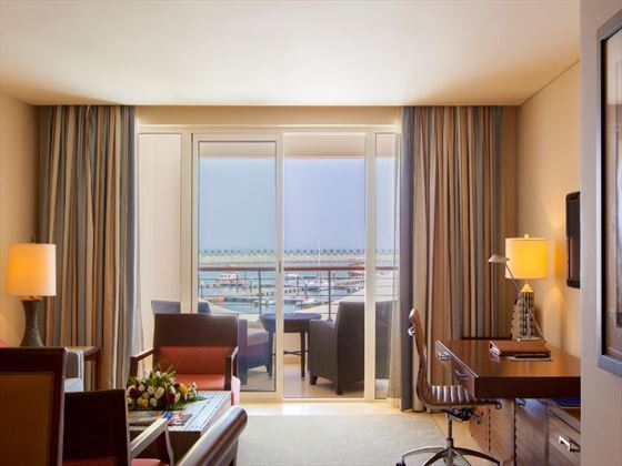 Room view at Millennium Resort