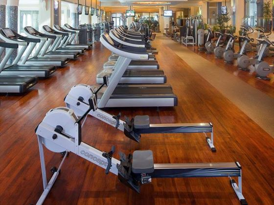 Mina A'Salam fitness facilities at Madinat Jumeirah