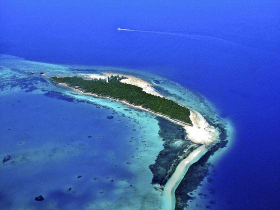 Mnemba Island, Zanzibar archipelago