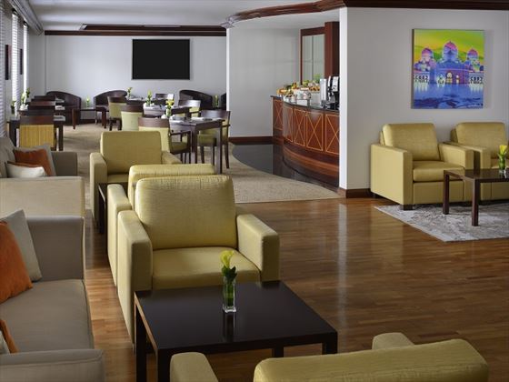 Movenpick Hotel & Apartments Bur Dubai Executive Lounge