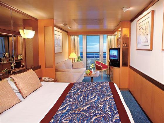 Vista Suite interior