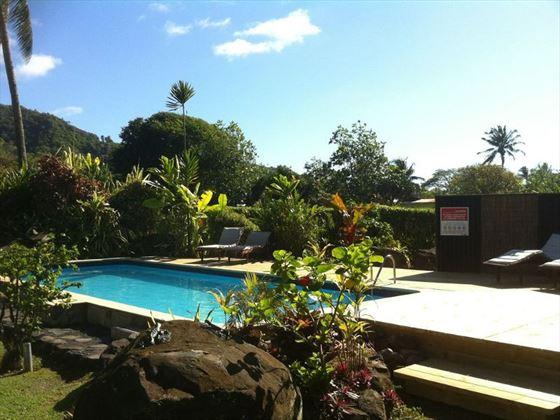 Muri Beachcomber pool
