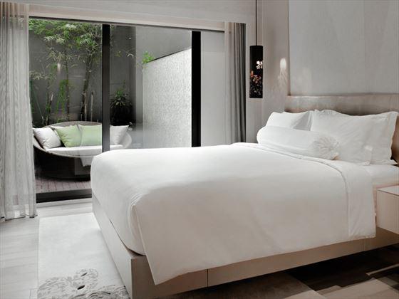Patio Room at Naumi Hotel, Singapore