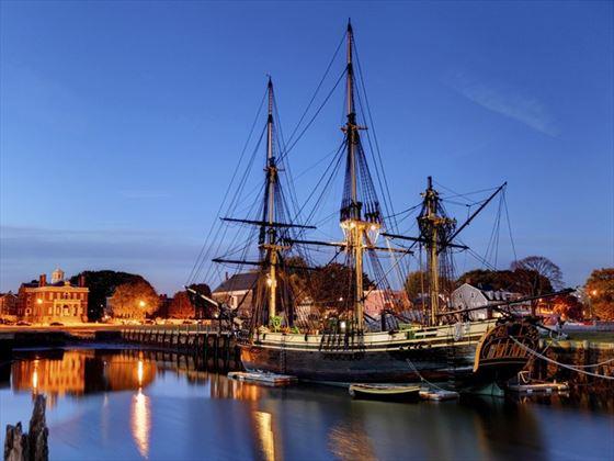 Salem Harbour, Massachusetts