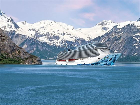 Norweigan Bliss at sea