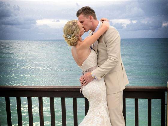 Ocean view romance