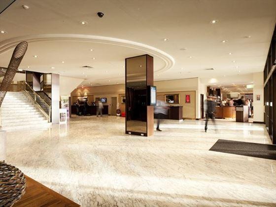 Novotel Sydney Manly Pacific lobby