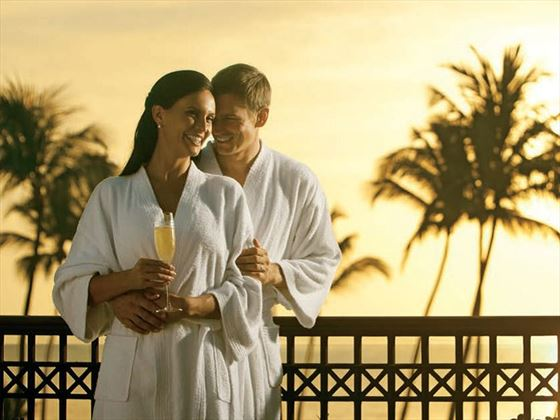 Honeymoon moments at Now Garden Punta Cana