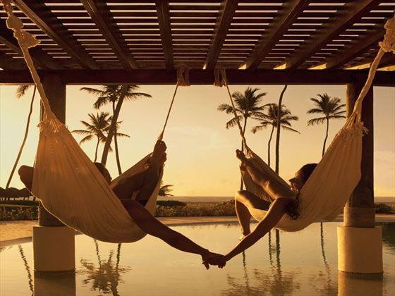Preferred Club pool hammocks
