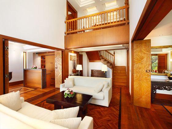 Nusa Dua Beach Hotel living room