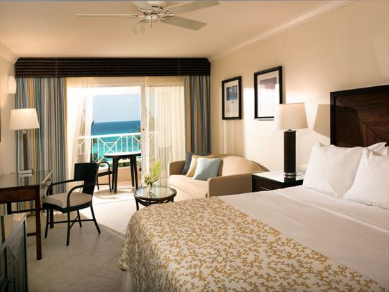 Ocean Junior Suite at Sandals Barbados