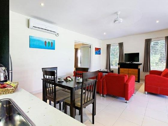 Oceanview One Bed Apartment