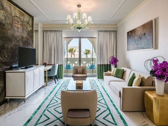 One Bedroom Suite, Rixos Saadiyat Island