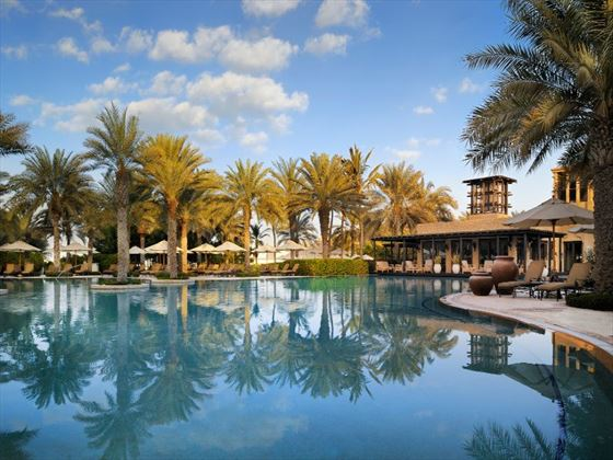 One&Only Royal Mirage Arabian Court pool