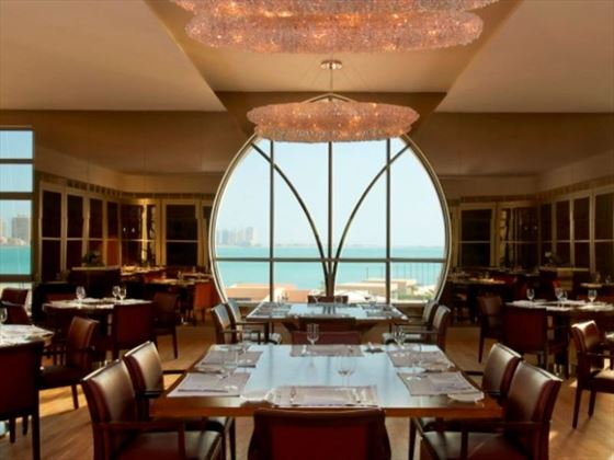 Opal by Gordon Ramsay restaurant at St Regis Doha