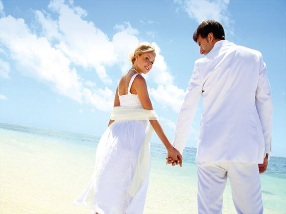 Weddings at the Outrigger Mauritius Resort & Spa
