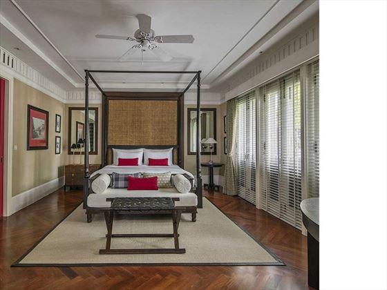 Louis Leonowens Pool Suite, 137 Pillars House