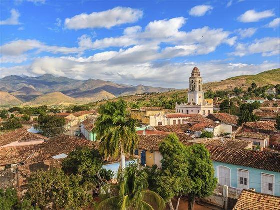 Overlooking Trinidad, Cuba