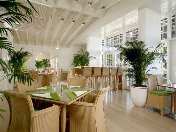 Palms restaurant at Hyatt Regency Aruba Resort & Casino
