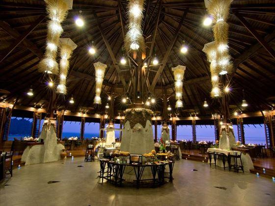 Pan Sea restaurant at Panviman Resort Koh Phangan Hotel