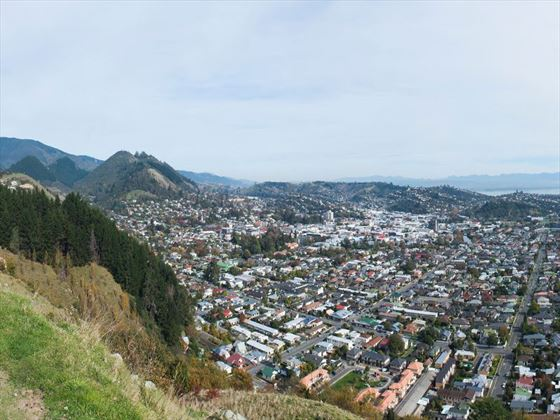 Panorama of Nelson