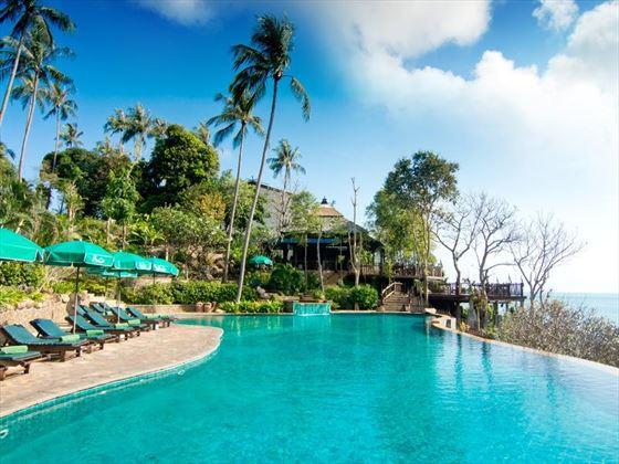 Panviman Resort Koh Phangan Hotel swimming pool