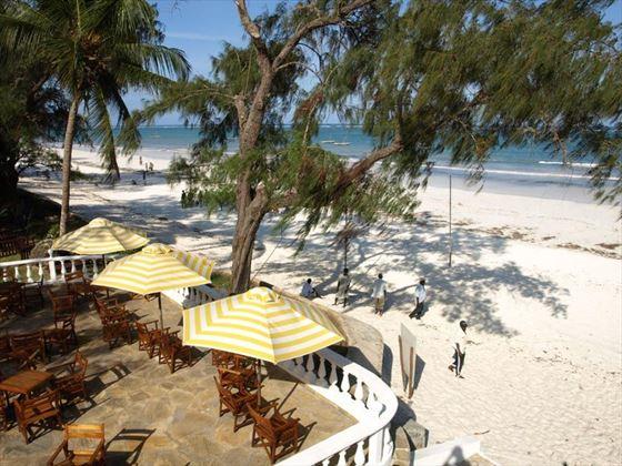 Papilon Diani Beach
