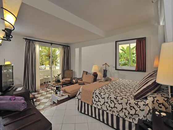 Paradisus Varadero Junior Suite Ocean View bedroom