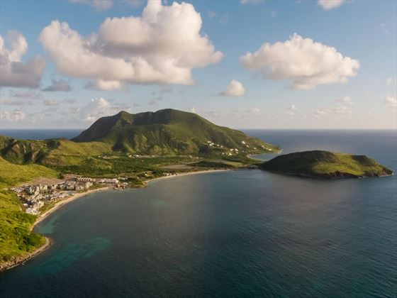 Aerial View of Park Hyatt St Kitts