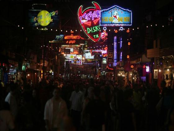Pattaya nightlife