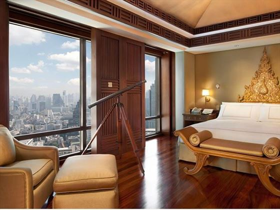 Thai Suite, The Peninsula, Bangkok