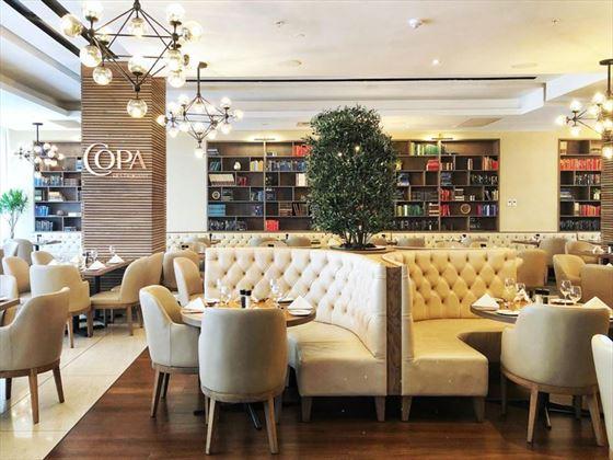 COPA Restaurant at Pepperclub Hotel