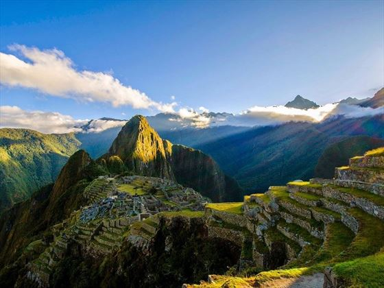 Phenomenal Scenery in Machu Picchu, Peru